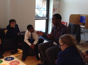 Speaker for Schools Paul Crooks on Migration