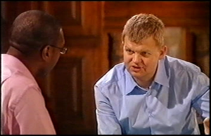 Adrian Chiles and Paul Crooks on African Roots