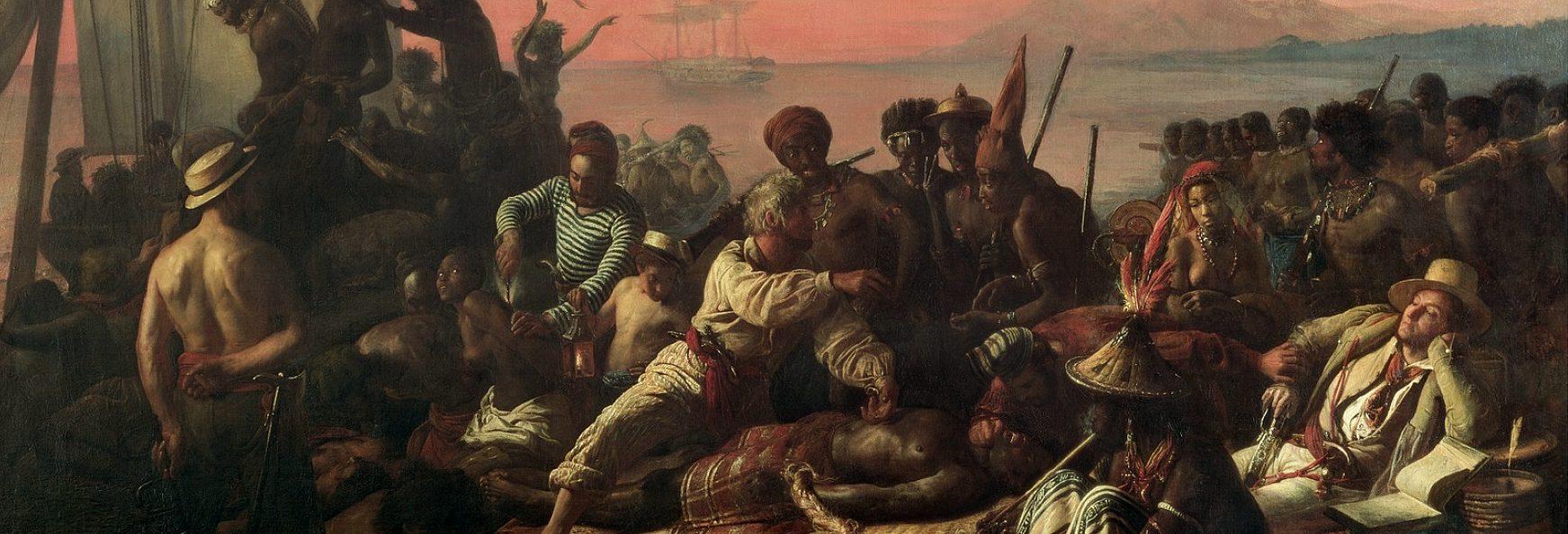 KS3 Slavery - Transatlantic slave trade