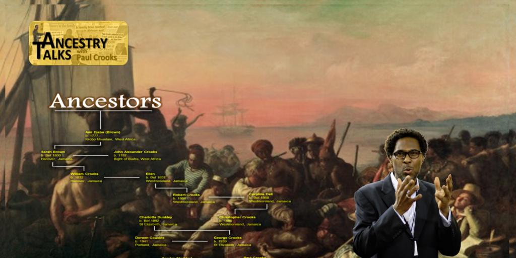 Paul Crooks KS3 slave history